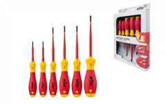Набор отверток SoftFinish electric slimFix TORX®, 6 шт. WIHA 36558